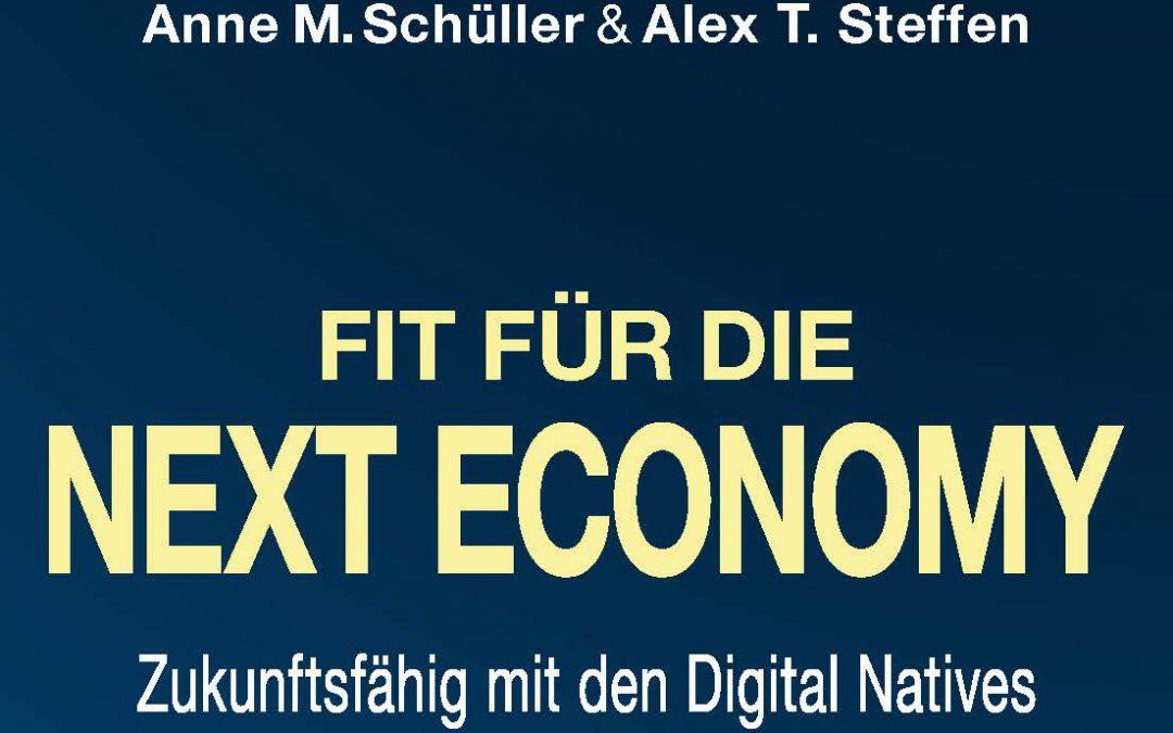 Buchempfehlung- Fit für die NEXT ECONOMY