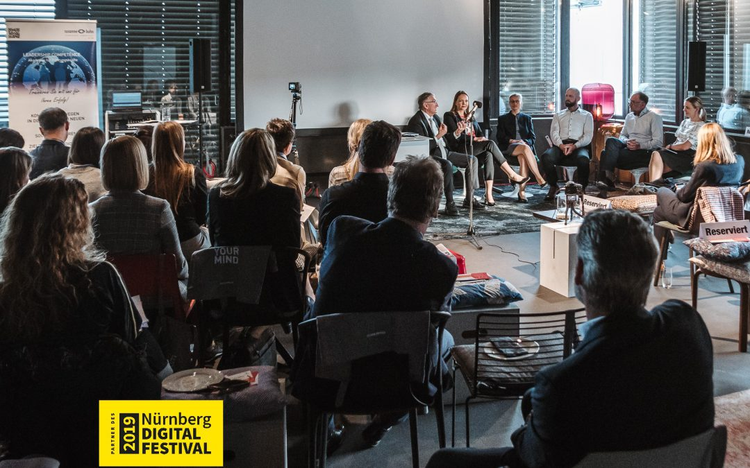 WE LOVE NEW WORK – Event im Rahmen von #nuedigital am 15.07.2019